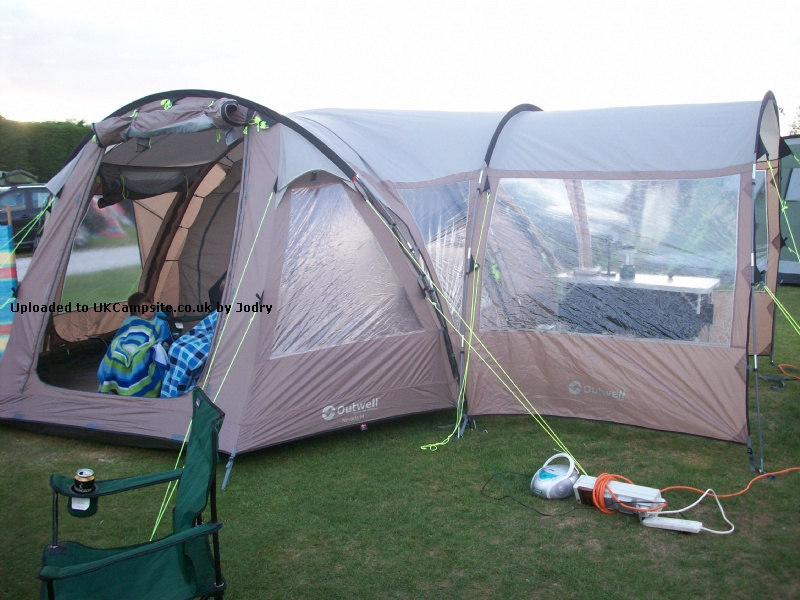 If ... & Outwell Nevada MP Front Extension Tent Extension Reviews and Details