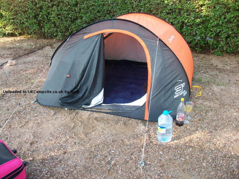 If ... & Quechua 3 Seconds Light Tent Reviews and Details