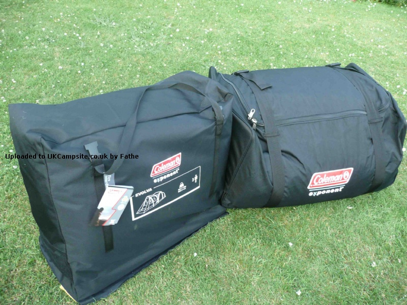 Coleman Tent Bag Replacement Amp Coleman Instant Tent 10