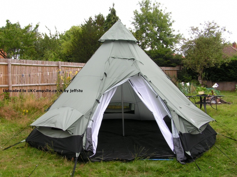 If ... & Green Outdoor Tipi 6 Polyester Tent Reviews and Details