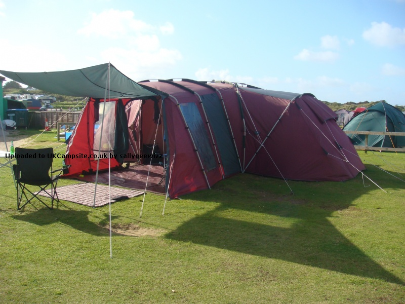If ... & Khyam Ridgi Dome Espace Tent Reviews and Details