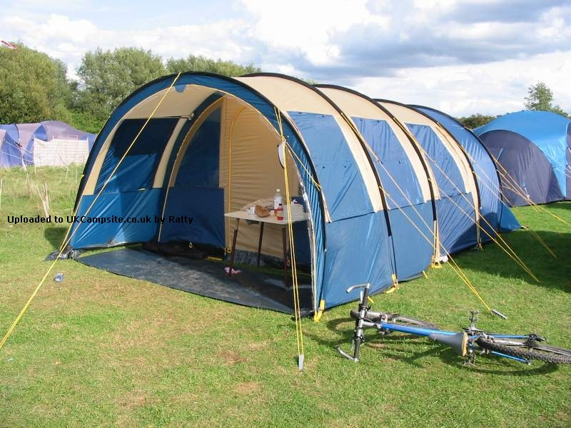 If ... & Marechal Tunnel Vario Tent Reviews and Details
