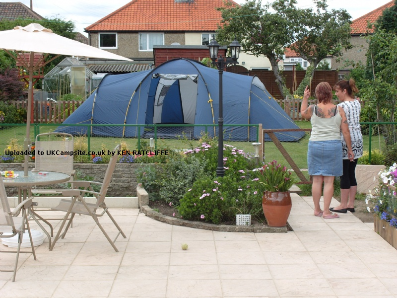 If ... & Lichfield Arapaho 6 Tent Reviews and Details
