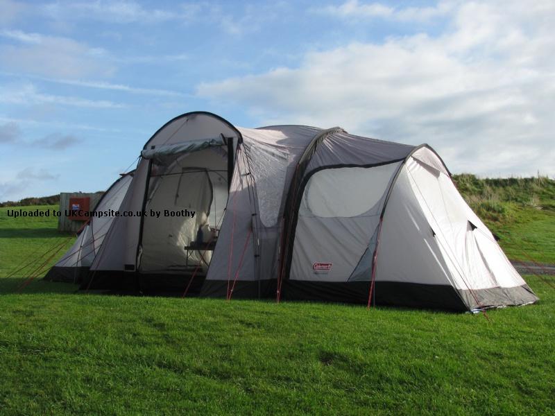 Coleman Modulus X7 Tent Reviews and Details
