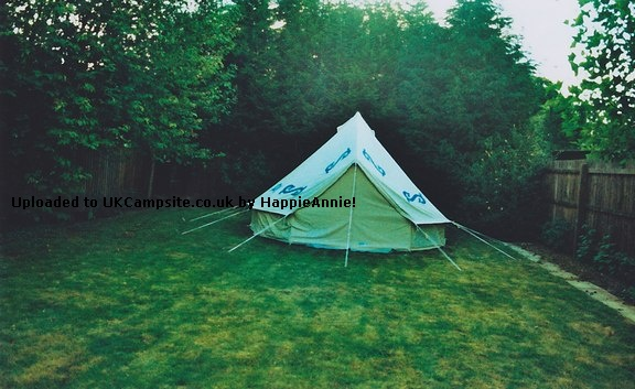 If ... & Canvas u0026 Cast 4m Bell Tent Reviews and Details