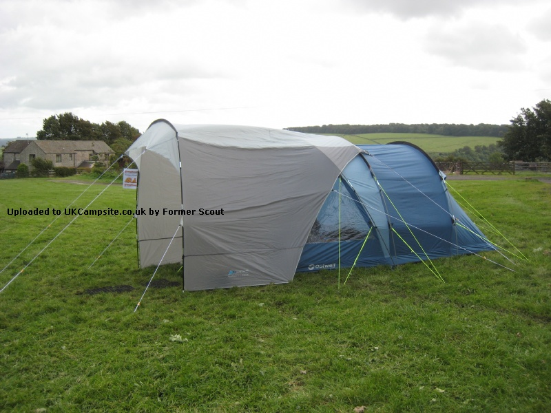 Member Uploaded Images - click to enlarge & Aztec Canopy 1 Pole Tent Extension Reviews and Details