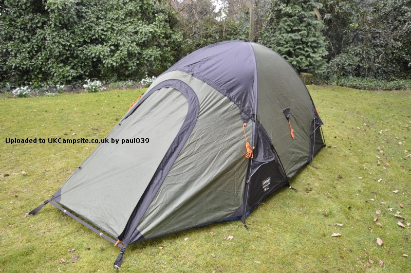 If ... & Vango Hurricane 200 Tent Reviews and Details