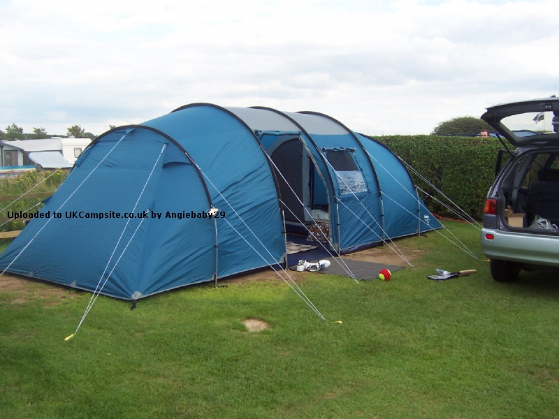 Vango Oregon 800 Tent Reviews And Details