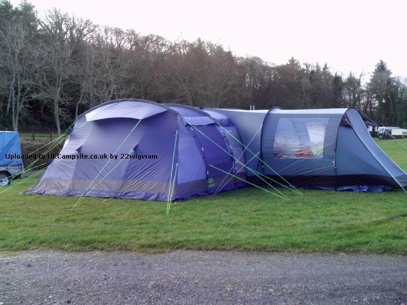 Royal Atlanta 6 8 Amp Hampton 4 Extension Tent Extension