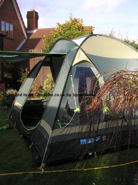 Kampa Bude 4 Tent Reviews And Details