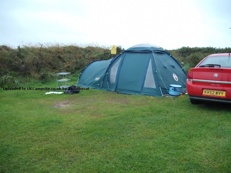 If ... & Coleman Bispace 400 Tent Reviews and Details