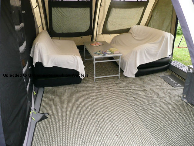 Inflatable Sofa Bed Camping And Caravanning Equipment Forum Messages