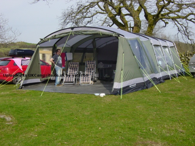 If ... & Outwell Florida 6 Front Awning Tent Extension Reviews and Details
