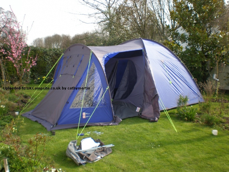 If ... & Hi Gear Atakama 5 Tent Reviews and Details