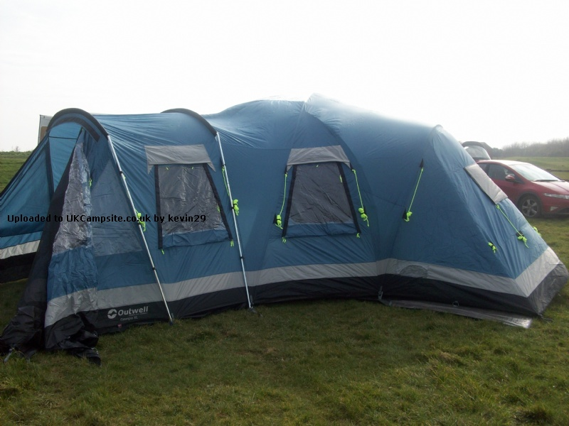 If ...  sc 1 st  UK C&site & Outwell Georgia XL Tent Reviews and Details