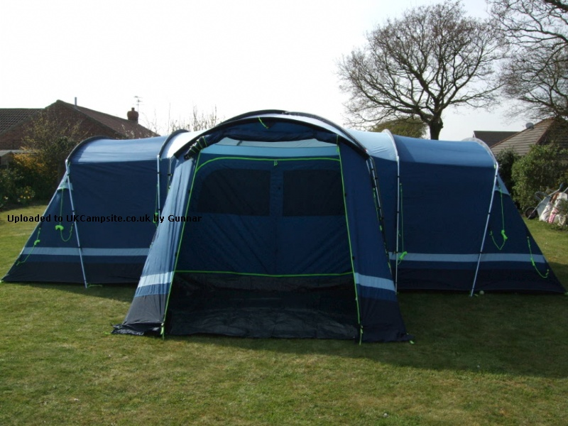 If ... & Kampa Tenby 10 Tent Reviews and Details