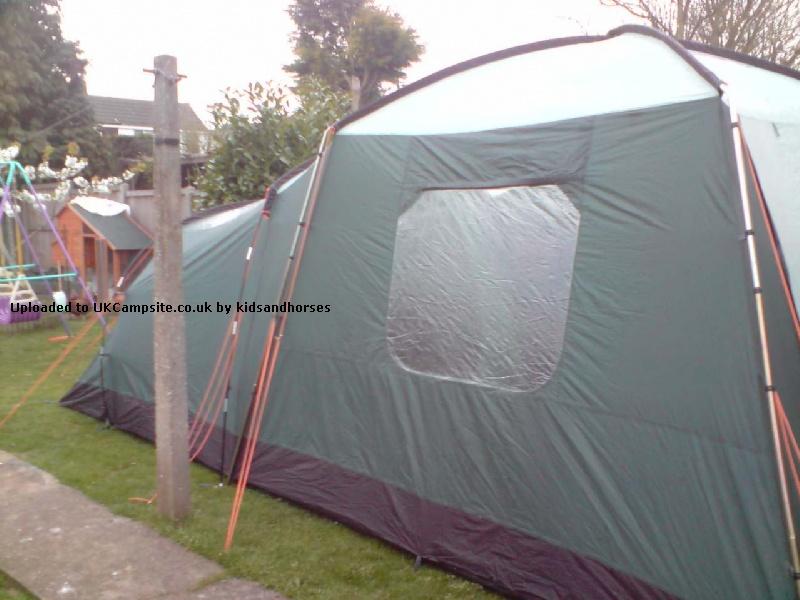 If ... & Wynnster Osprey 4 Tent Reviews and Details