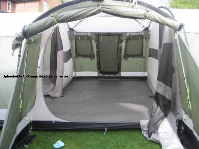 If ... & Outwell Idaho XL Tent Reviews and Details