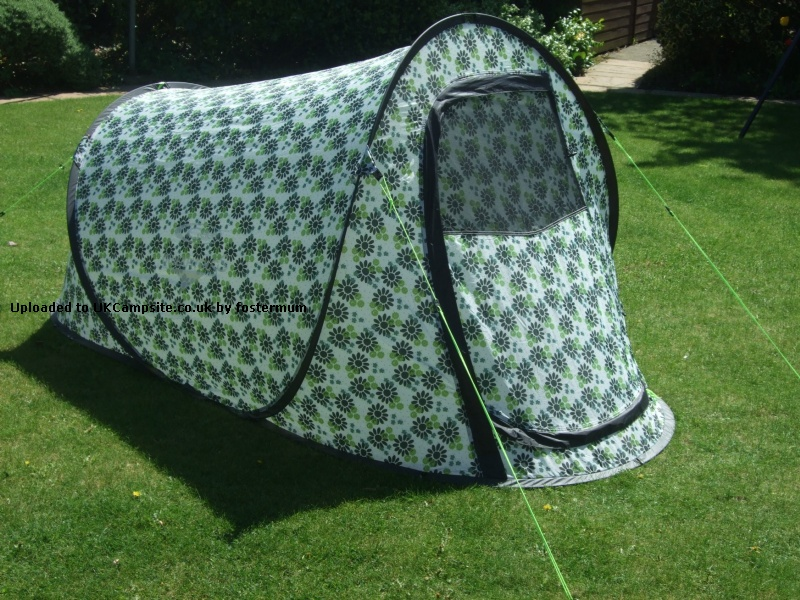 If ... & Gelert Quick Pitch SS Tent Reviews and Details
