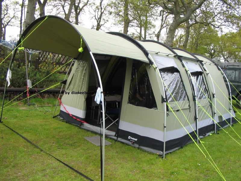 If ... & Outwell Bear Lake 4 Tent Reviews and Details