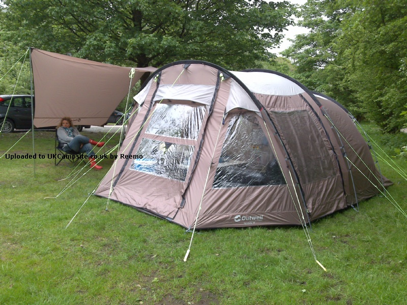 Outwell Nevada M Awning Outwell Nevada M Awning Outwell