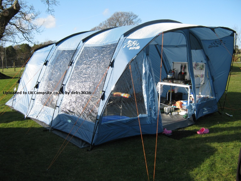 If ... & Easy Camp Boston 600 Tent Reviews and Details