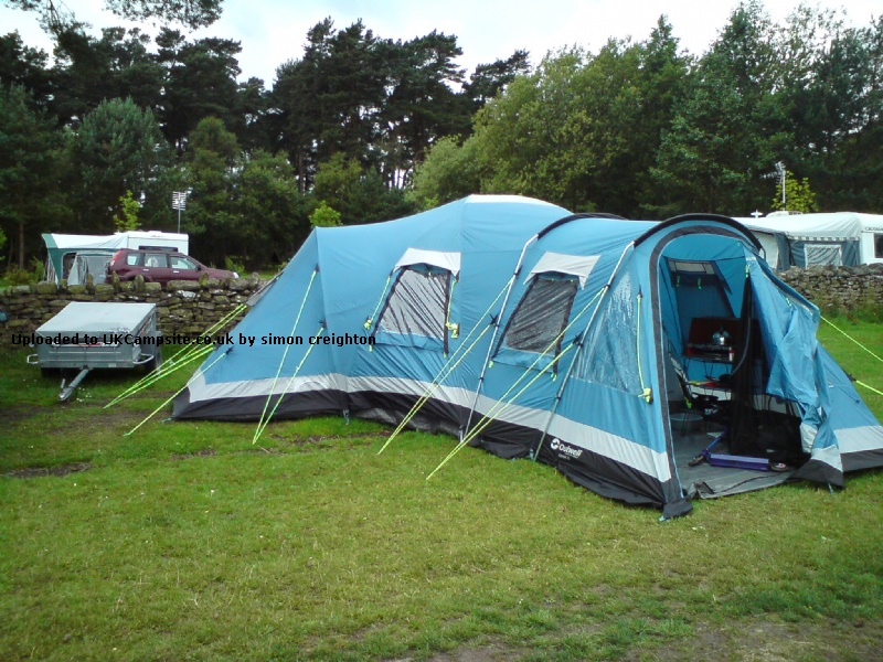 Outwell Georgia XL Tent Reviews and Details