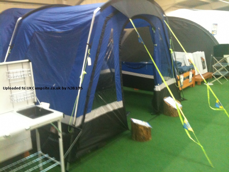 If ... & Hi Gear Zenobia Porch Tent Extension Reviews and Details