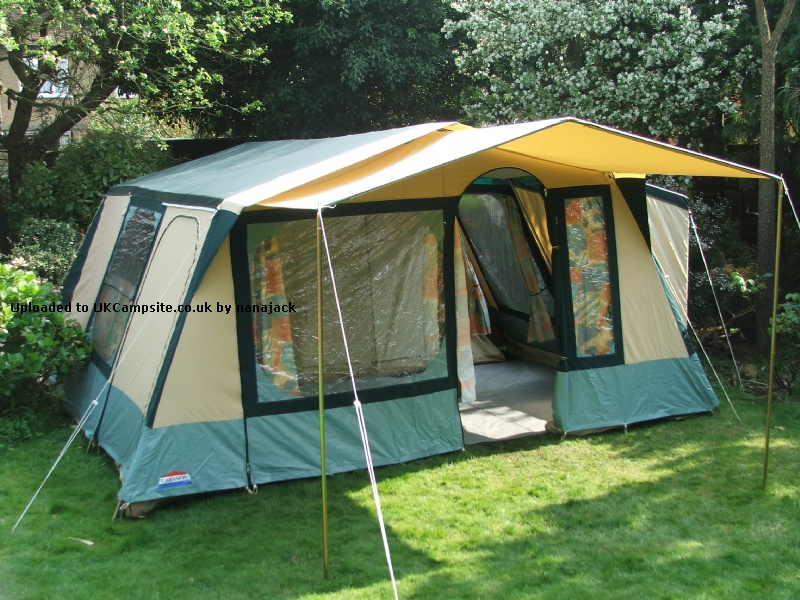 If ... & Cabanon Athena Tent Reviews and Details