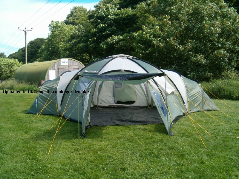 Skandika Korsika 10 Tent Reviews And Details