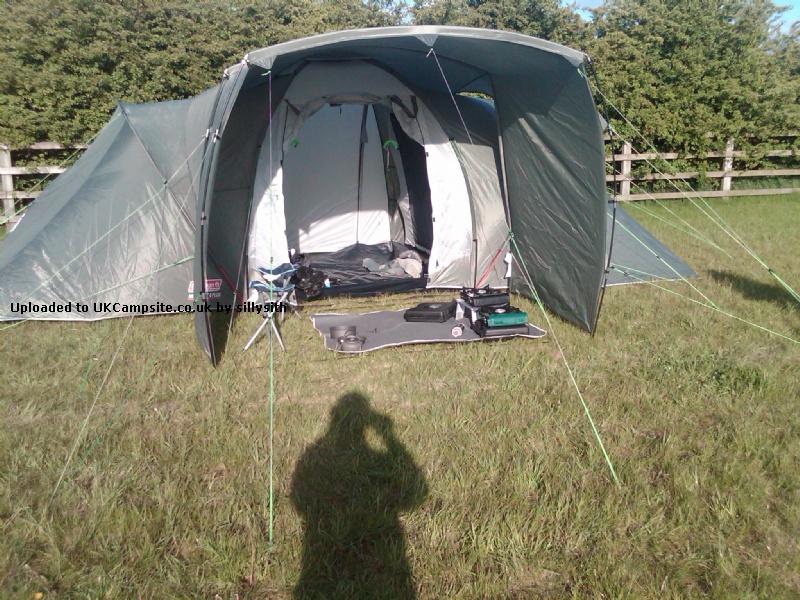 If ... & Coleman Ridgeline 6 Plus Tent Reviews and Details