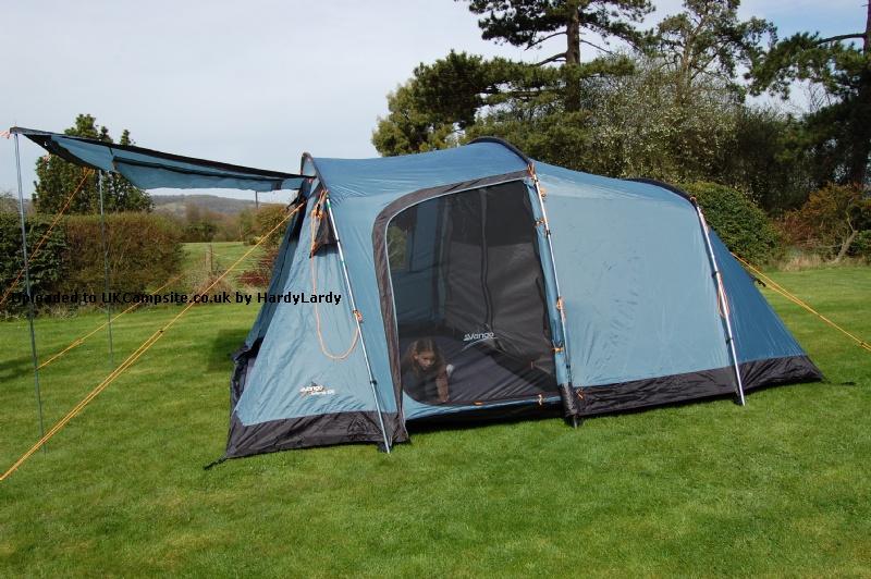 Vango Artemis 500 Tent Reviews And Details