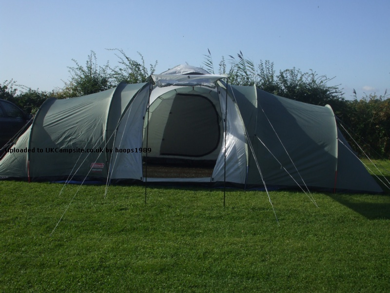 Member Uploaded Images - click to enlarge & Coleman Riverside 9 Tent Reviews and Details