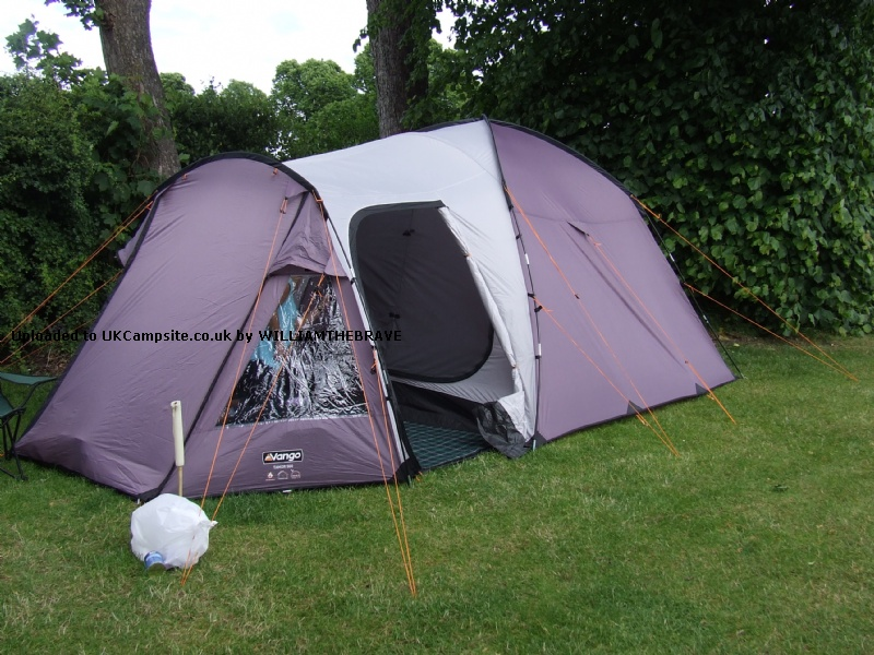 If ... & Vango Tamor 500 Tent Reviews and Details
