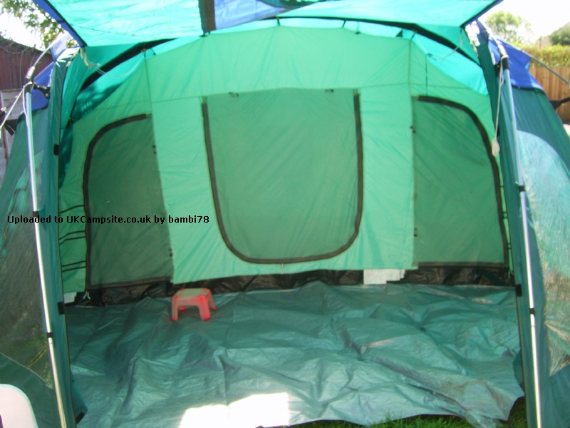 If ... & Pro Action/Argos Arizona Tent Reviews and Details