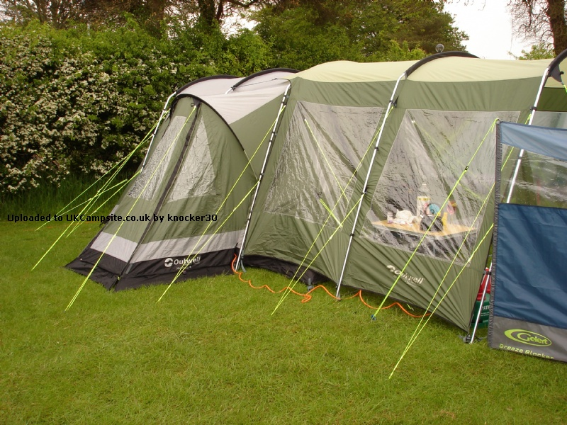 Outwell Montana 4 Tent Reviews And Details