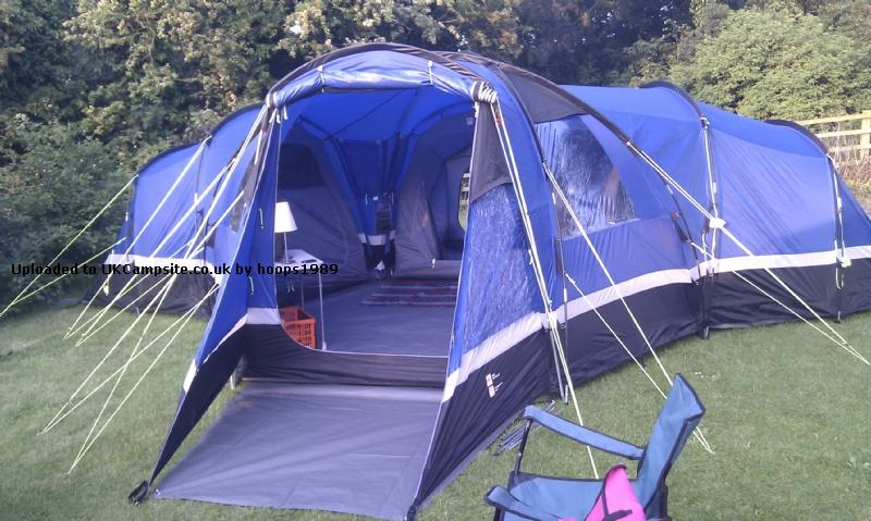 If ... & Hi Gear Sahara 6 Tent Reviews and Details