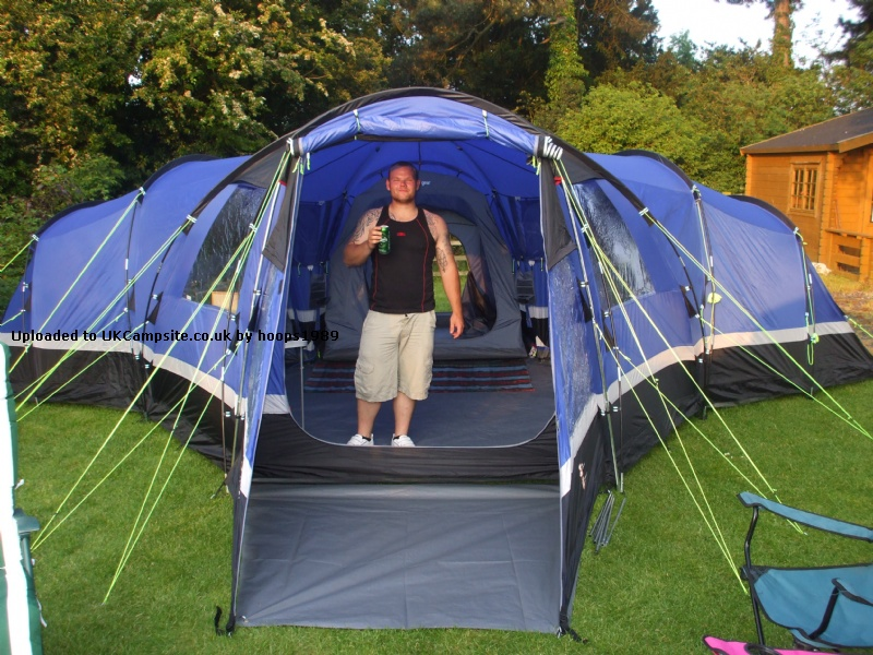 If ... & Hi Gear Sahara 6 Tent Reviews and Details