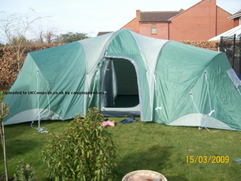Royal Biarritz 6 /& Biarritz 9 Fibreglass Tent Pole Repair Pack Camping Kit