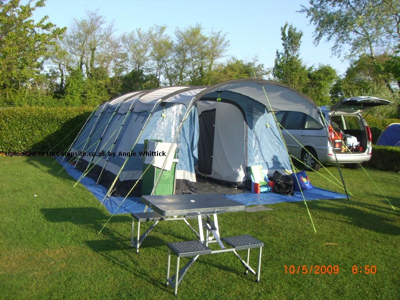 Outwell Indiana 8 Tent Reviews And Details