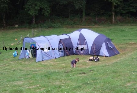 Vango Diablo 900xp Tent Reviews And Details