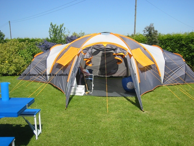 Rage Tromso 8 Tent Reviews And Details