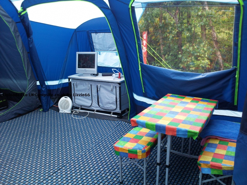 Kampa Filey 6 Tent Reviews And Details