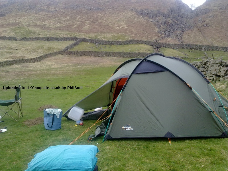 Vango Halo 300 Tent Reviews And Details