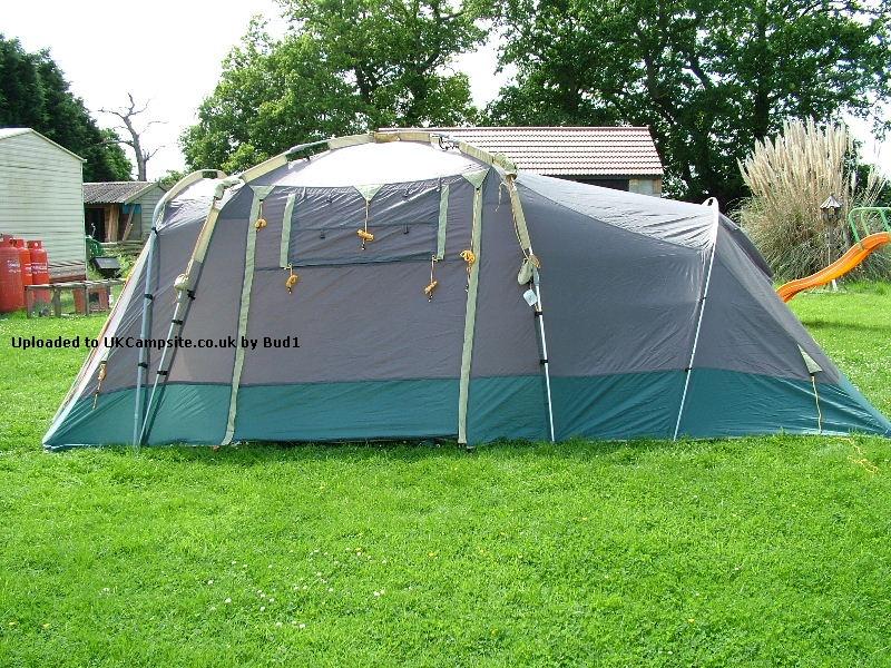 Khyam Tourer 200 Tent Reviews and Details