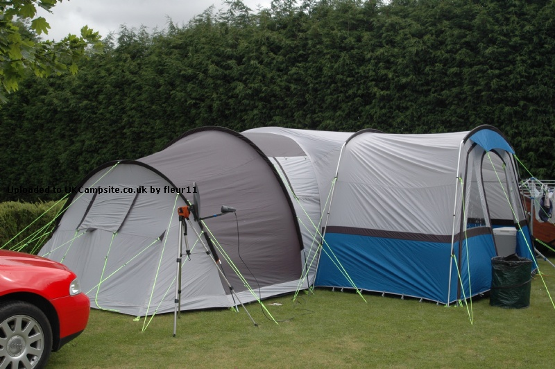 If ... & SunnCamp Verano DL Canopy Tent Extension Reviews and Details