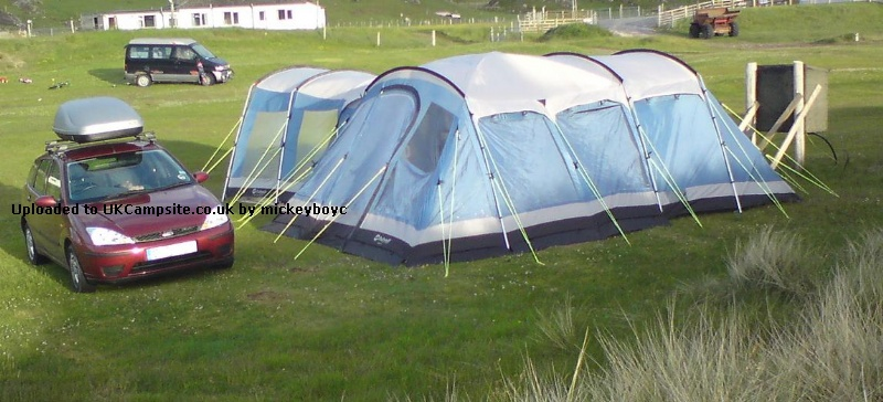 Outwell Utah 6 Tent Reviews And Details