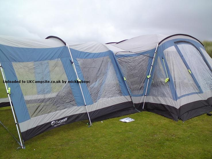 If ... & Outwell Utah Front Extension Tent Extension Reviews and Details
