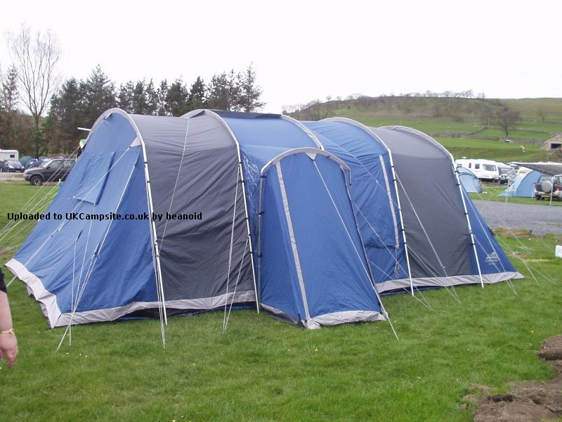 If ...  sc 1 st  UK C&site & Khyam Michigan 12 Tent Reviews and Details