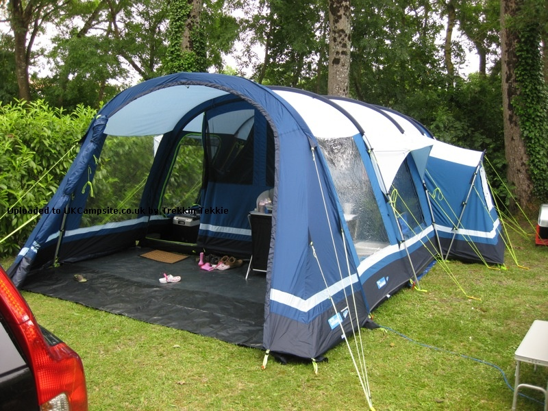 Kampa Holkham 6 Tent Reviews And Details